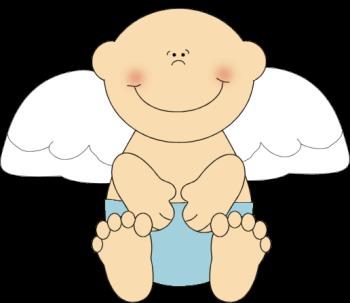 Baby Boy Angel