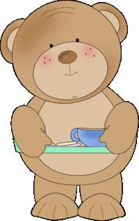 Breakfast Bear