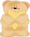 Bear Hugging a Star