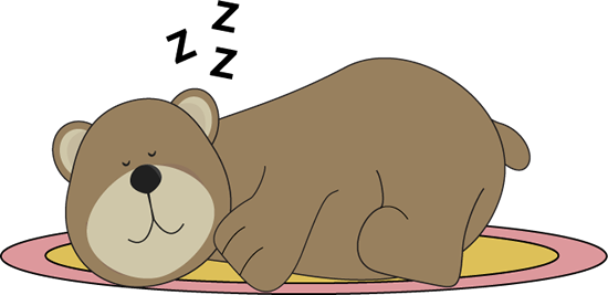bear clip art bear images rh mycutegraphics com bear sleeping in cave clipart Sleeping Bear in Cave Clip Art