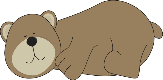 bear clip art bear images rh mycutegraphics com Sleeping Bear in Cave Clip Art Sleeping Bear in Cave Clip Art