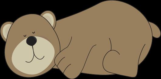Bear Sleeping