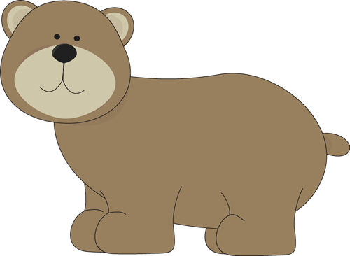 Brown Bear Clip Art - Brown Bear Image
