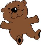 Brown Cuddly Bear