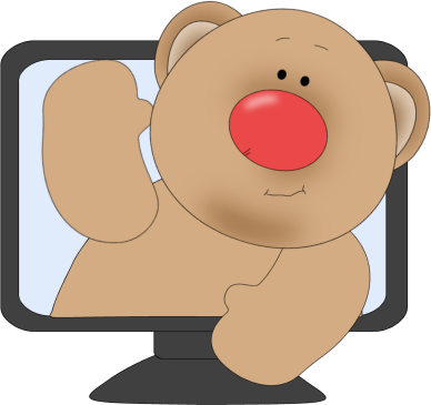 Computer Bear