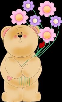 Bear and Ladybug