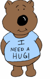 Need A Hug Bear
