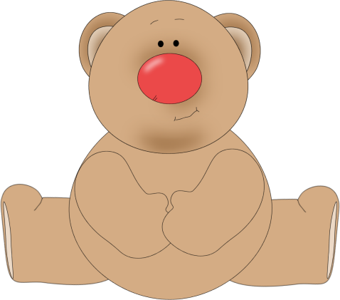 Red Nose Bear