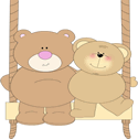 Bears Swinging