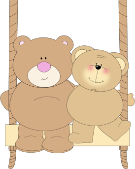 Bears Swinging