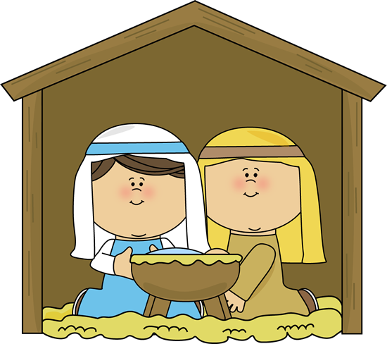 Mary and Joseph Clip Art  Mary and Joseph Image