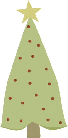 Primitive Christmas Tree.Primitive Christmas Tree Clip Art Primitive Christmas Tree